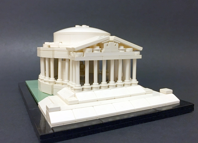 how to make a pantheon model