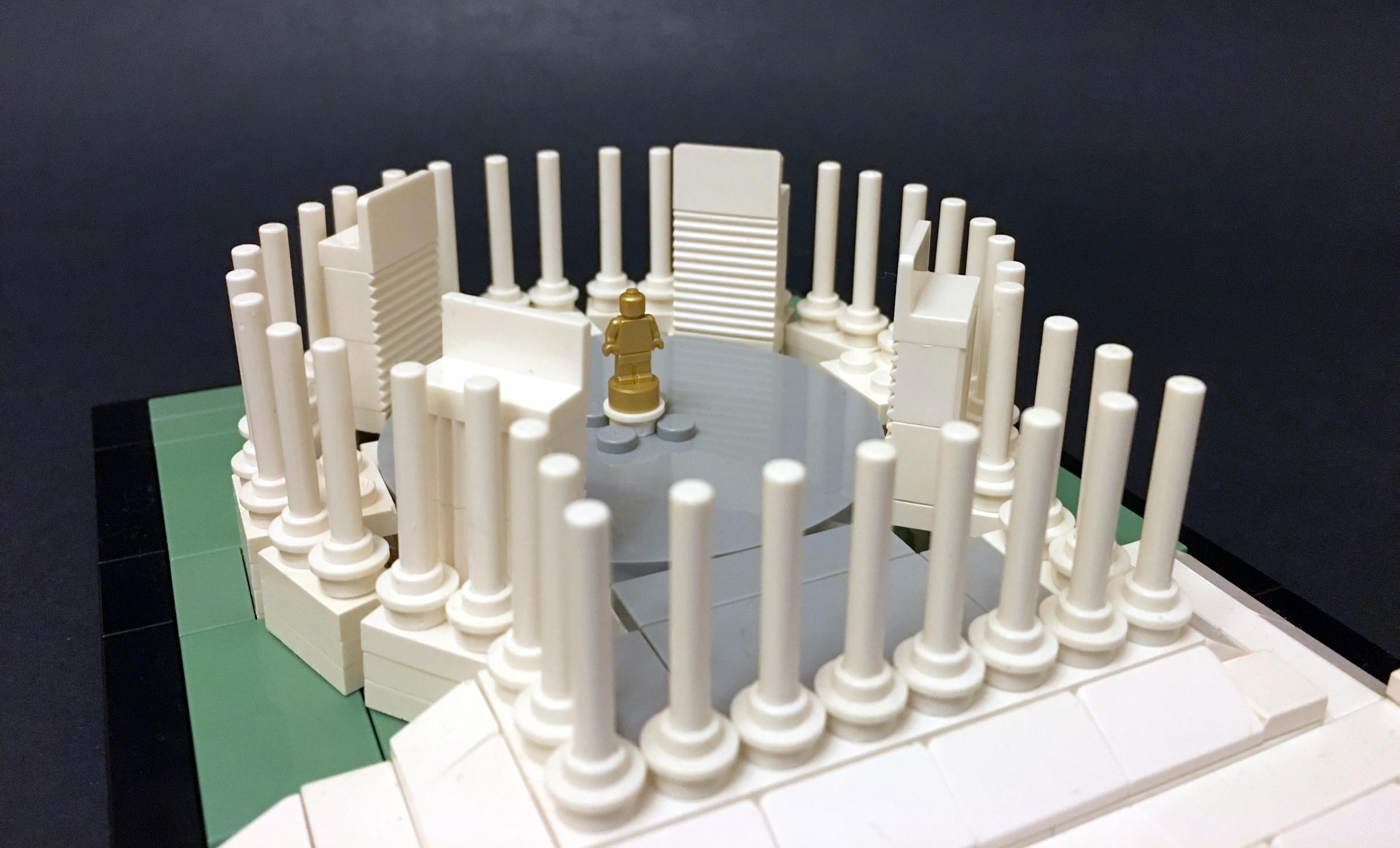 Lego Ideas Product Ideas Jefferson Memorial