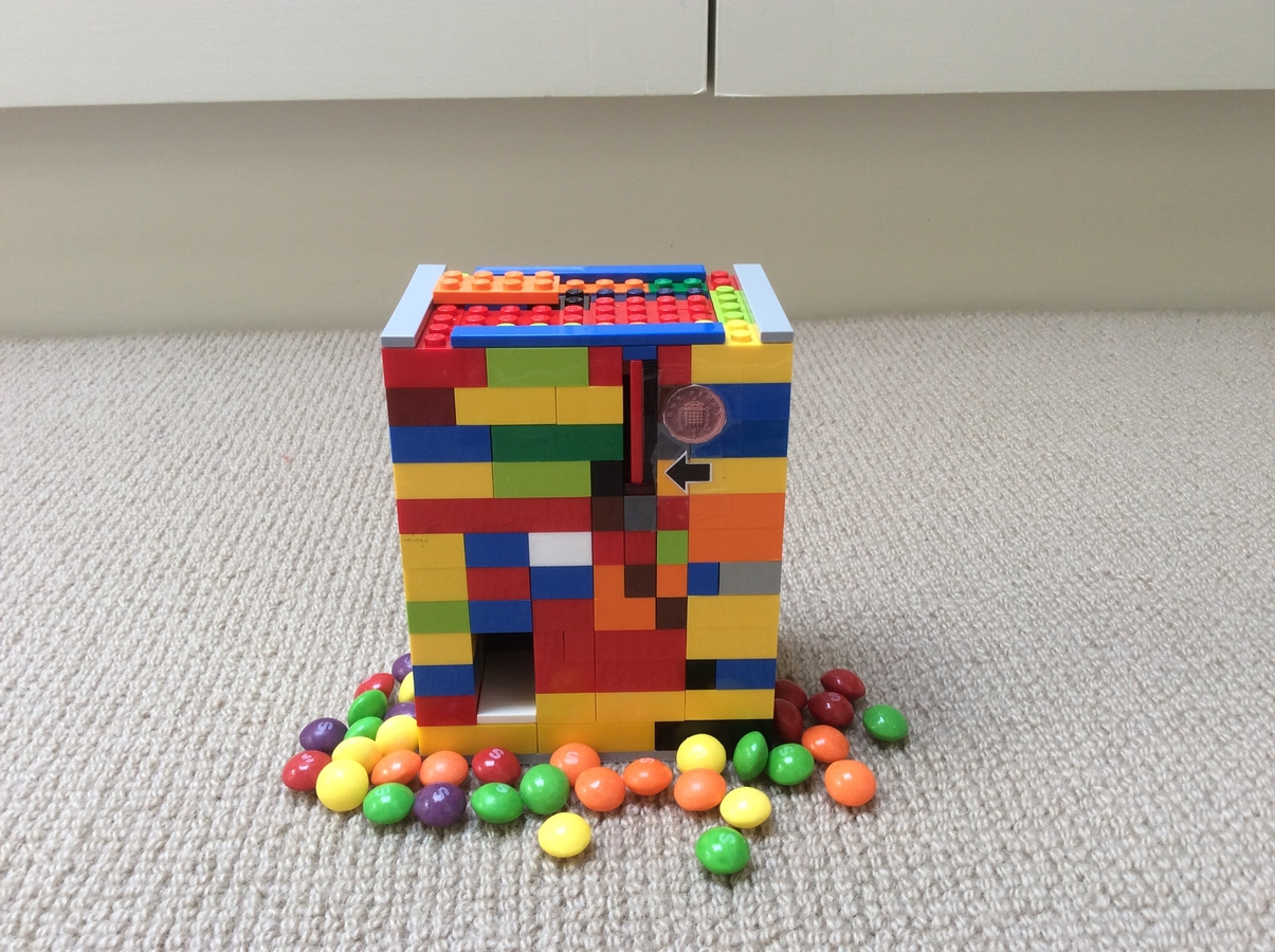 Lego Ideas Product Ideas Lego Candy Machine