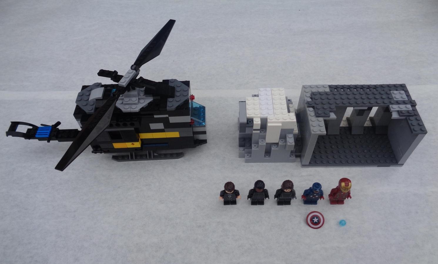 Lego Ideas Product Ideas Captain America Civil War