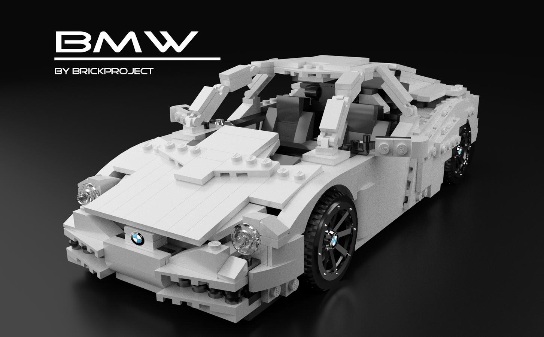 Lego Ideas Product Ideas Bmw Car Project