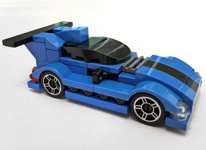 Lego Ideas Product Ideas Small Race Car