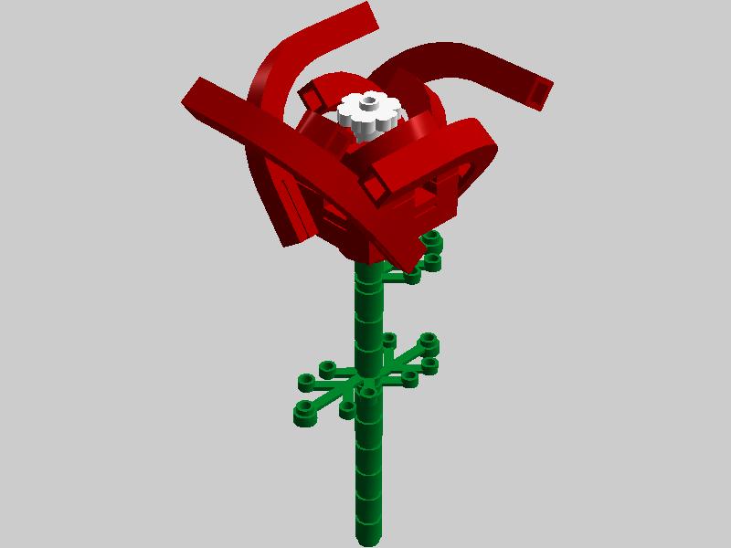 Lego Ideas Product Ideas Sweet Heart Rose