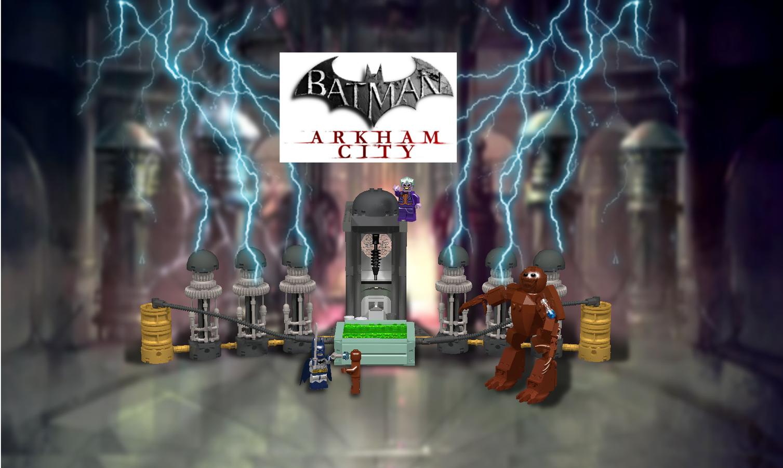 Batman arkham origins radioactive dating