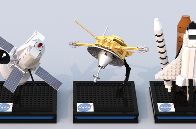 lego ideas ucs space shuttle atlantis - photo #7