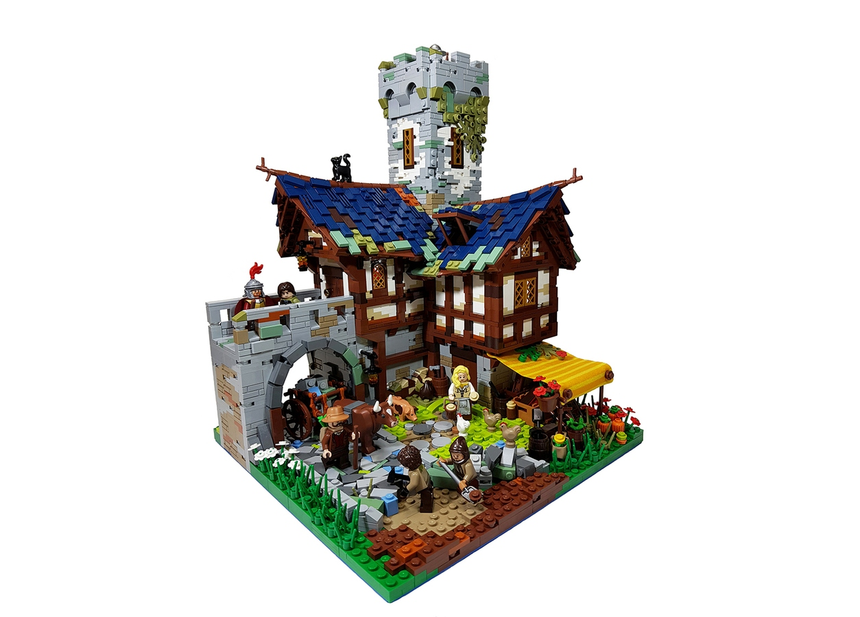 Lego Ideas Support Thread - Historical/Castle - LEGO