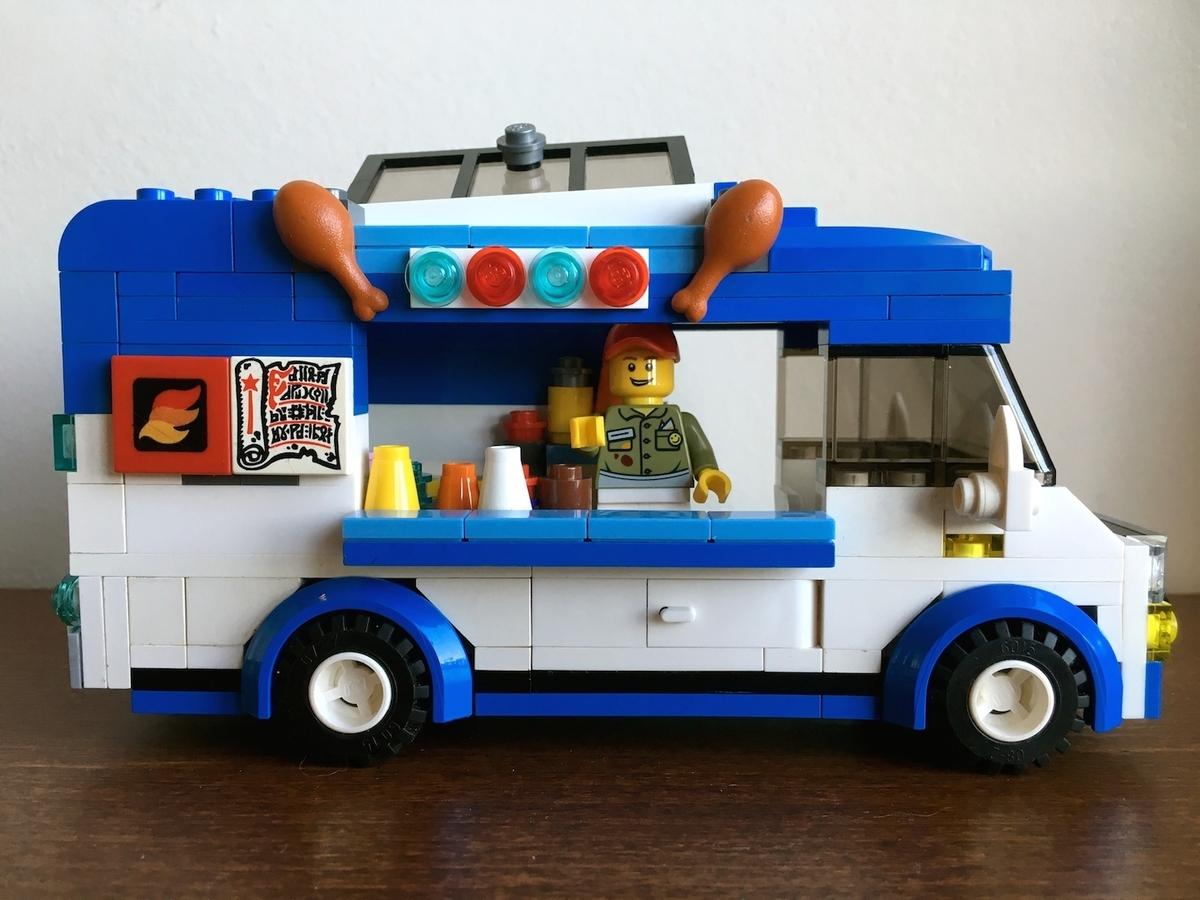 Lego Ideas Product Ideas Food Truck