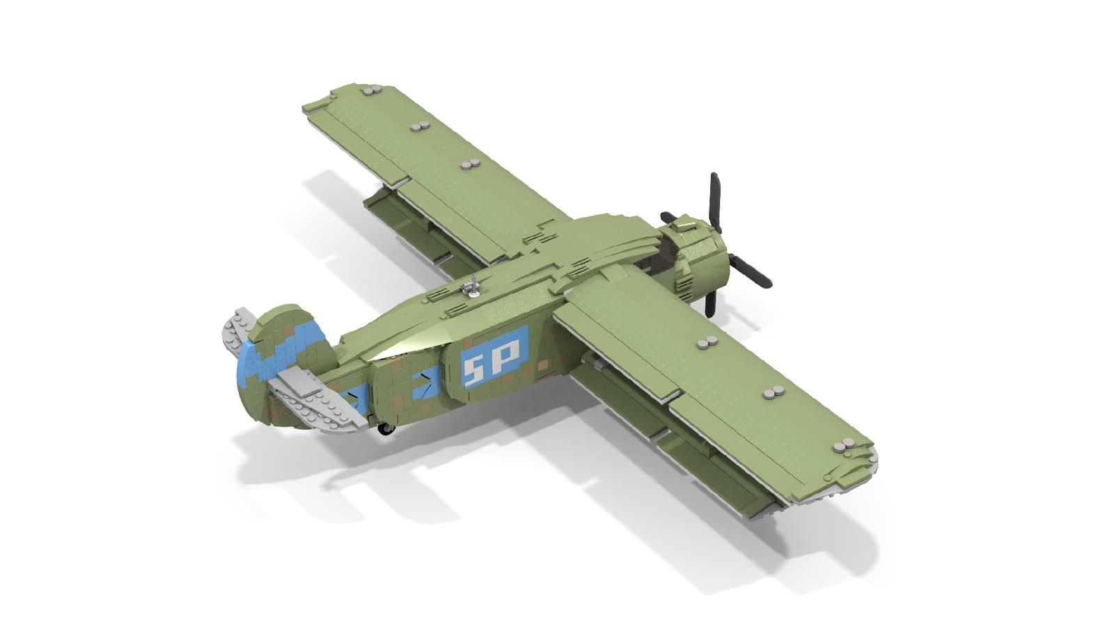Steel Buddies Antonov