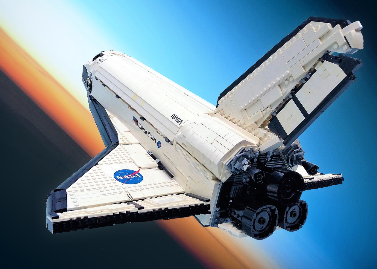 lego ideas product ideas ucs space shuttle atlantis. Black Bedroom Furniture Sets. Home Design Ideas