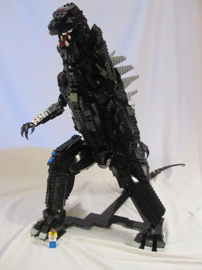 LEGO IDEAS - Product Ideas - GODZILLA: 60th Anniversary ...