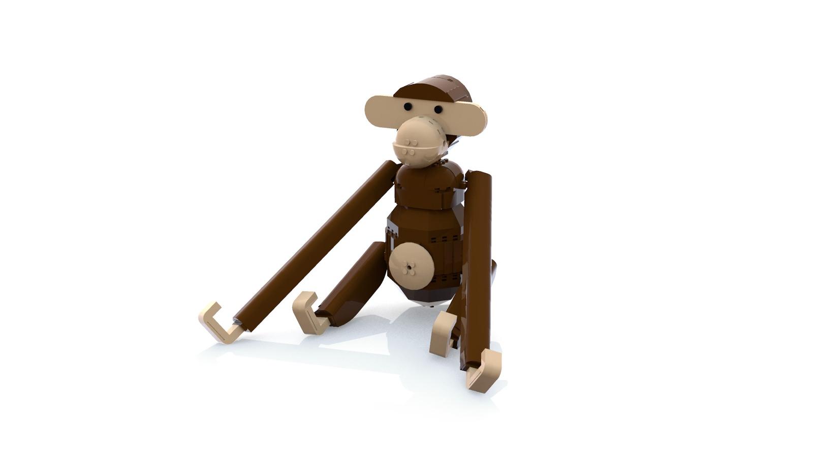 Lego Ideas Product Ideas Kay Bojesen Monkey