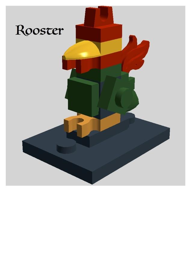 Lego Ideas Product Ideas Mini Birds Project