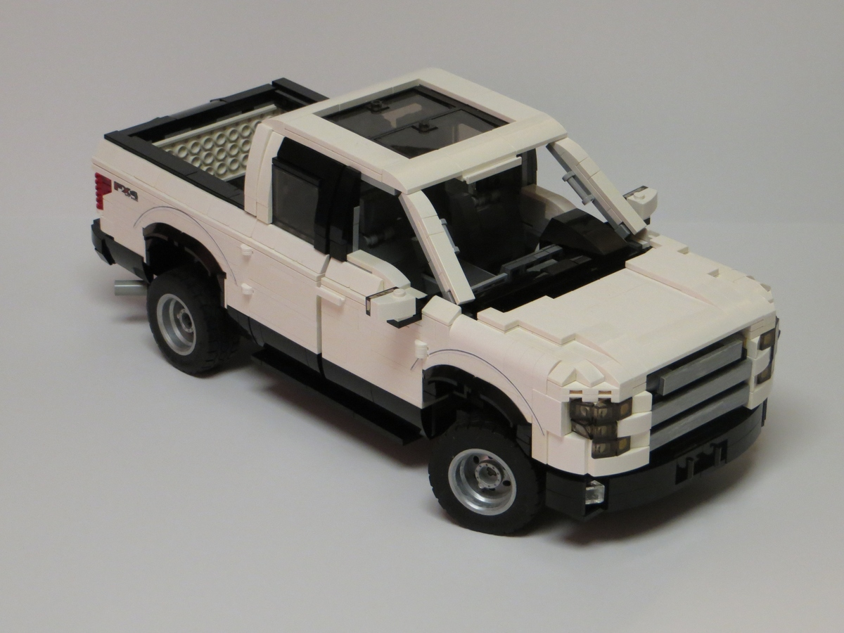 Lego Ideas Product 2015 Ford F 150 Oil Filter Location