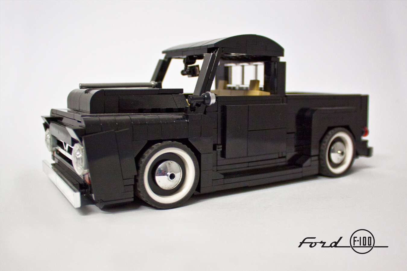 Lego Ideas Product Ford F 100 118 1955 F100 Project