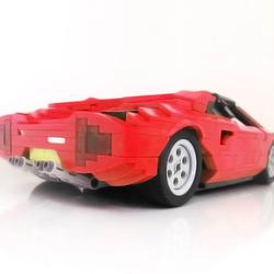 Lego Ideas Product Ideas Lamborghini Countach Lp400