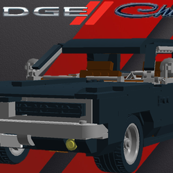 LEGO IDEAS - Product Ideas - 1:18 1969 Dodge Charger R/T