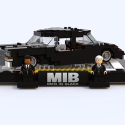 Lego Ideas Product Ideas Men In Black