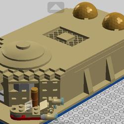 Lego Ideas Product Ideas Mos Eisley Cantina And