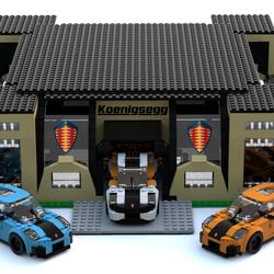 Lego Ideas Product Ideas Koenigsegg Dealership And