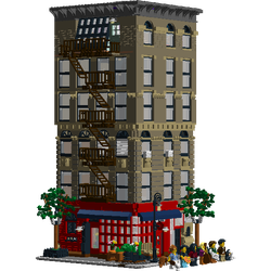 Lego Ideas Product Ideas Friends Apartment Modular