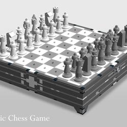 LEGO IDEAS - Product Ideas - Classic LEGO Chess Game