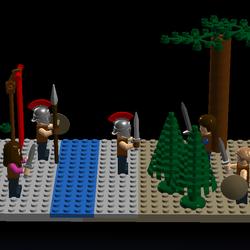 LEGO IDEAS - Product Ideas - Percy Jackson & the Olympians ...  Lego Percy Jackson Luke