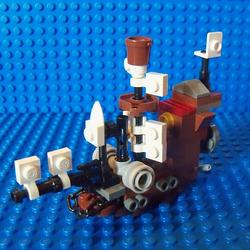 Lego Ideas Product Ideas Micro Sea Cow Sea Calf