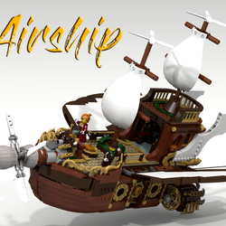LEGO IDEAS - Product Ideas - Airship