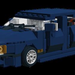 Lego Ideas Product Ideas Bmw Alpina E36 4 Doors Sport Sedan