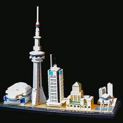 lego.com - Toronto, Canada Architecture