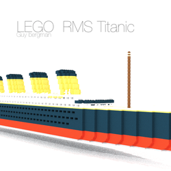 LEGO IDEAS - Product Ideas - RMS Titanic