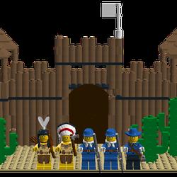 LEGO IDEAS - Product Ideas - Wild West Fort |Lego Wild West Fort
