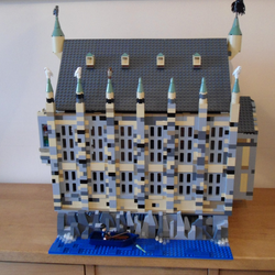 Lego Ideas Product Ideas Ucs Hogwarts Great Hall
