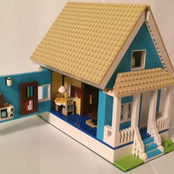 Lego Ideas Product Ideas Gumball S House