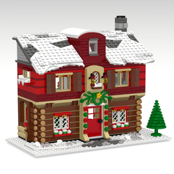 Lego Ideas Product Ideas Winter Village Guest House