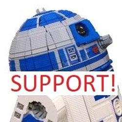 LEGO IDEAS - Product Ideas - R2-D2 - Limited Edition Full