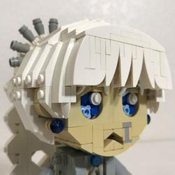 LEGO IDEAS - Product Ideas - RWBY Volume 4 - Chibi Team RWBY
