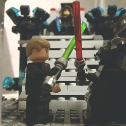 LEGO IDEAS - Product Ideas - Duel on Mustafar