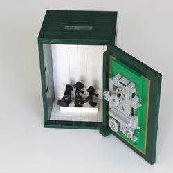 Lego Ideas Product Ideas Olsen Banden Money Safe