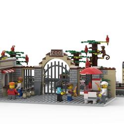 LEGO IDEAS - Lego City Zoo