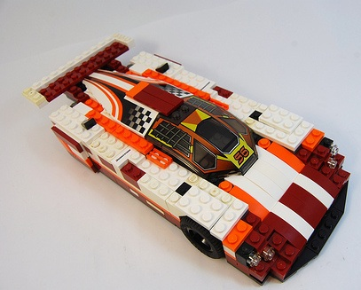 LEGO IDEAS - Jaguar XJR-9 LM 1988