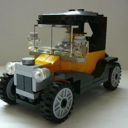 Lego Ideas Product Ideas Lego Ford Model T