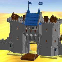 Lego Ideas Castle S Gate
