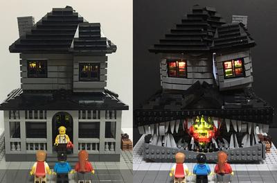 Lego Ideas Wolven Tank Galaxy Command