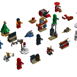 Lego Ideas Ninjago Advent Calendar