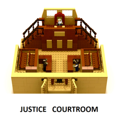 ace attorney anime courtroom