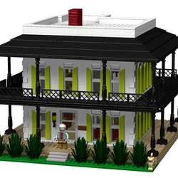 LEGO IDEAS - - Ernest Hemingway Home, Key West Florida on pond house plans, kitchen house plans, barn house plans, breezeway house plans, inverted living house plans, guest house house plans, wrap around shower house plans, pool house house plans, wooded lot house plans, outdoor shower house plans, butler's pantry house plans, victorian house plans, southern living house plans, open floor plan house plans, sunroom house plans, country house plans, den house plans, sloping lot house plans, 2 bath house plans, windows house plans,
