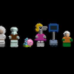 Lego Ideas Spongebob Squarepants Hurt And Heal Lego Edition