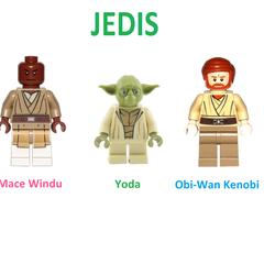 Lego Ideas Star Wars Jedi Temple