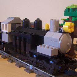 Railblazer Avatar